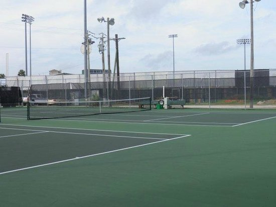 City Island Tennis Center Daytona Beach Fl