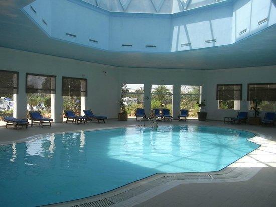Saphir Palace & Spa: piscina interna