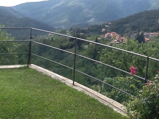 Il Laghello di Amina : view from our terrace
