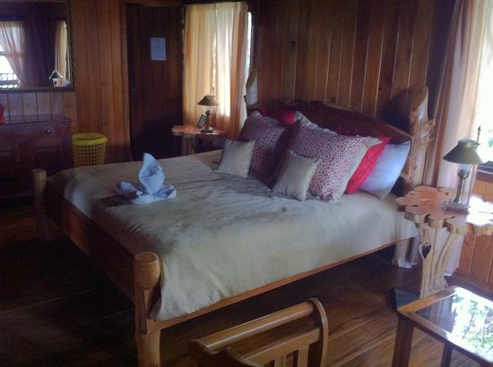 Rancho Naturalista: Room four in the Lodge