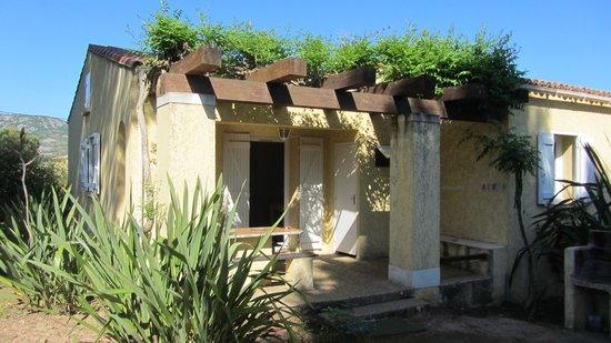 Residence Les Lauriers Roses: l'extérieur