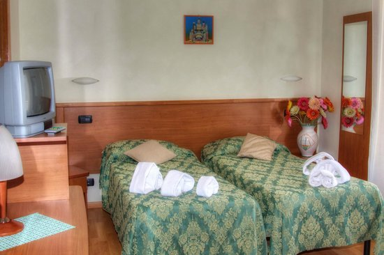 Hotel AVE: camera doppia