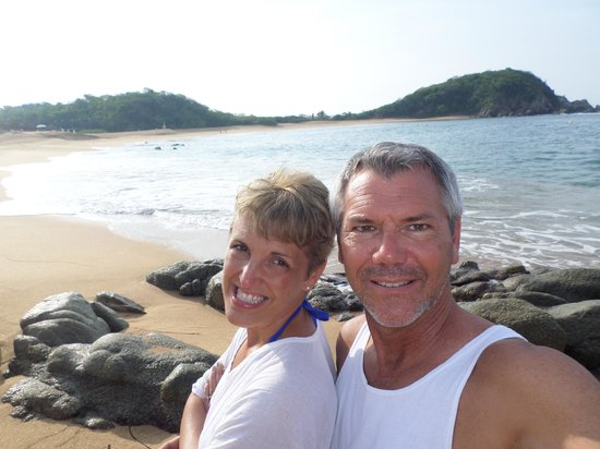 Secrets Huatulco Resort & Spa : Paradise!