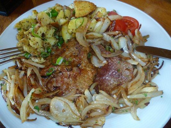 Radeberger Spezialausschank : блюдо
