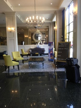 BEST WESTERN Roehampton Hotel & Suites: Lobby