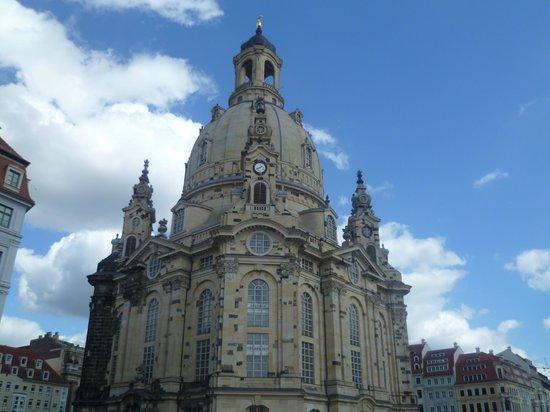Frauenkirche: церковь