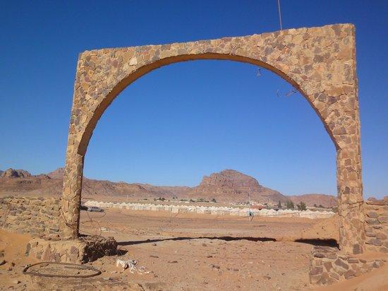Jabal Rum Camp : Il était une fois ... le désert