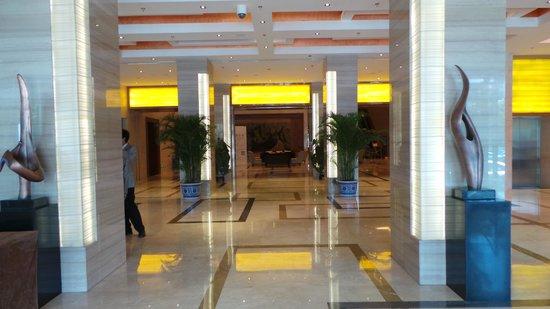 Friendship Hotel Tianjin: Nanjing Road Entrance