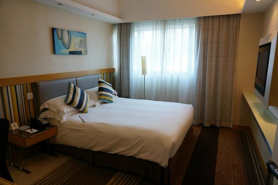 The Cityview Hong Kong: Simple and clean room