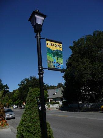 ساراتوجا أوكس لودج: Charming Saratoga