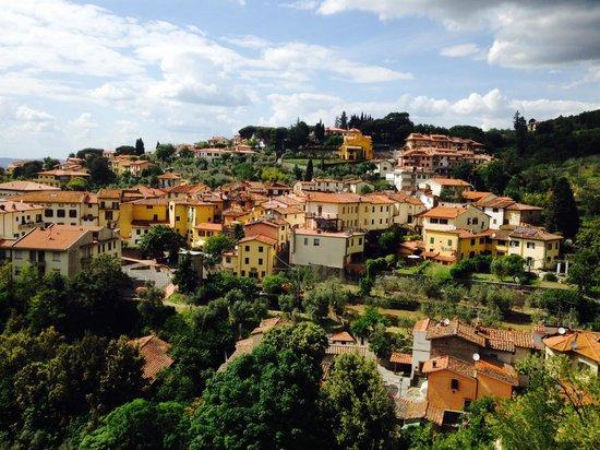 La Terrazza Di Reggello: the view from the balcony