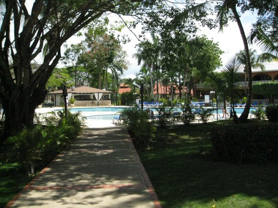 BelleVue Dominican Bay : Großer Pool mit Bar