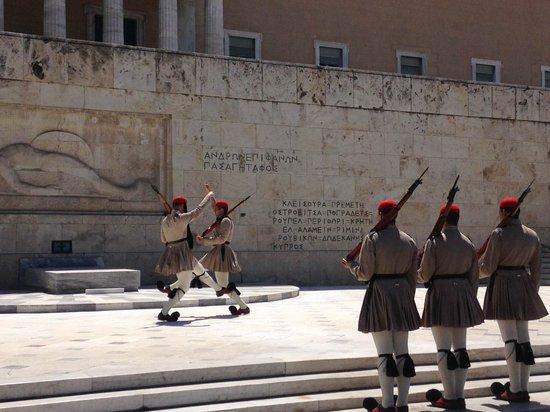 Hellenic Parliament : midden deel, enz.......
