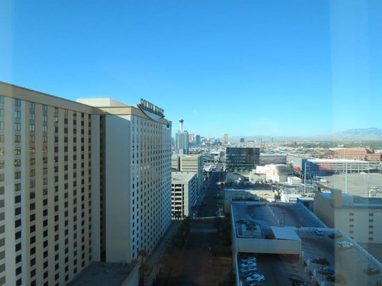 Golden Nugget Hotel: view from room