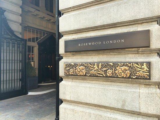 Rosewood London : Rosewood