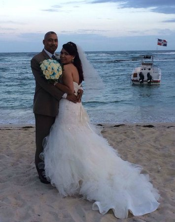 Coral Costa Caribe Resort & Spa: Our Wedding