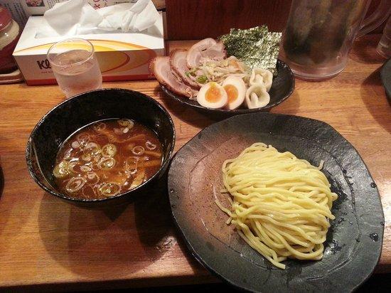 Hotel Mets Shibuya: Ramen