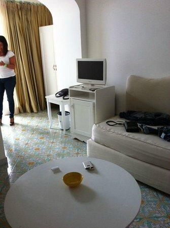 Villa Rosa: La camera