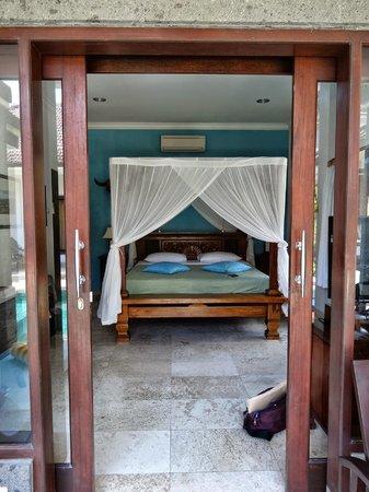 Balam Bali Villa : Notre chambre