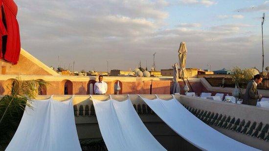 AnaYela: Roof Terrace