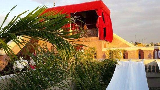 AnaYela: Roof Terrace 2