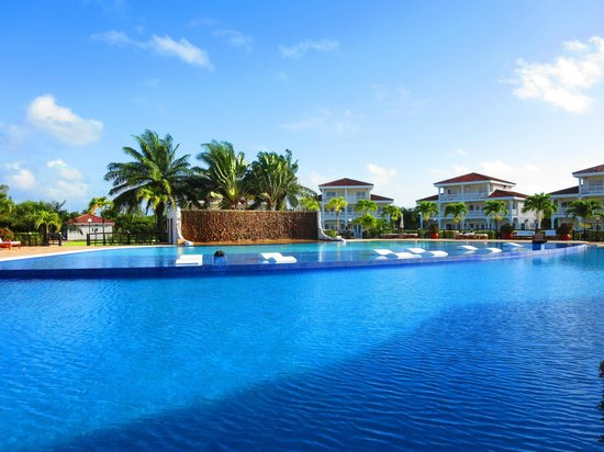 The Placencia Hotel and Residences: The Placencia Pool