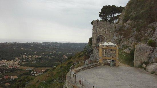 St George's Castle: De toegangs poort