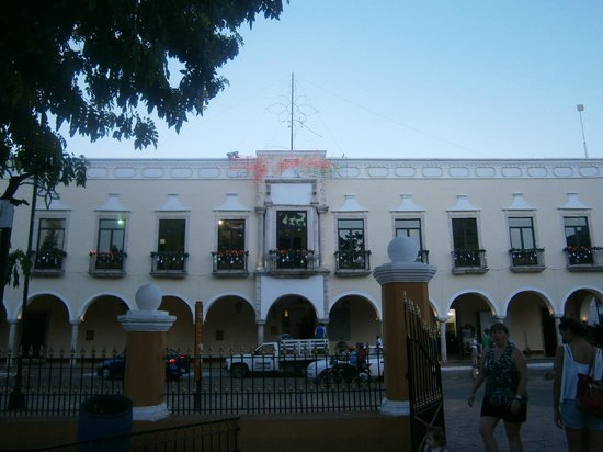 Valladolid: Palazzo Comunale!!!