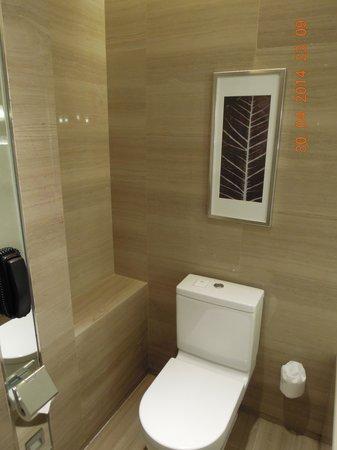 The Westin Xiamen: Toilet