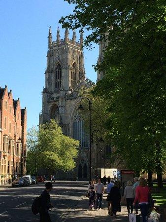 Cathédrale d'York : External view