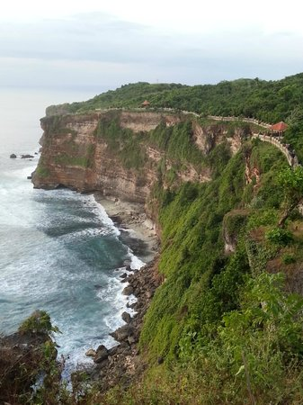 Samabe Bali Suites & Villas: Private Sunset Tour at Uluwata