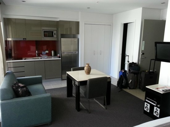 Meriton Suites Campbell Street, Sydney: SUCH A NICE STUDIO