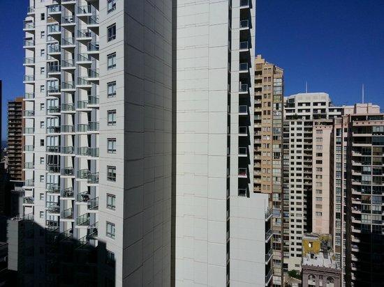 Meriton Suites Campbell Street, Sydney: NICE VIEW