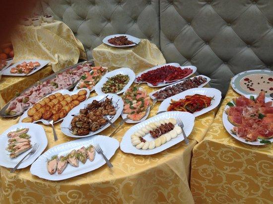 Restaurant Michelangelo: Mmmmm!!!!