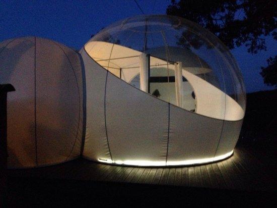 Mil Estrelles: Habitación a cielo abierto...