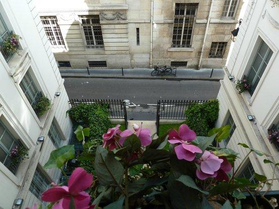 Melia Colbert - Paris: Vista desde la habitacion