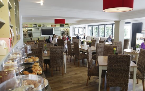 Babbacombe Bay Hotel: Dine in our restaurant