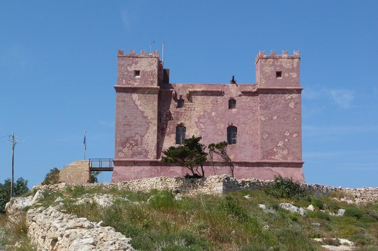 St Agatha's Tower : Red Tower
