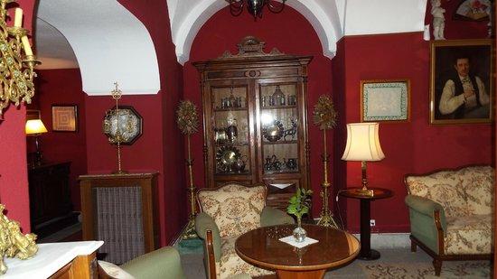 Hotel Iberia: sala de descanso