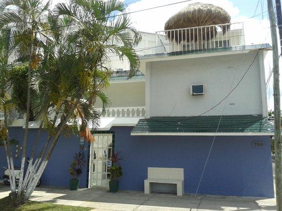 Caribo Cozumel: Otra de la entrada