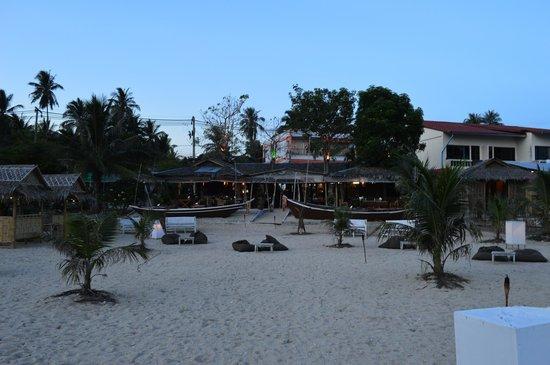Fisherman's Restaurant & Bar: view of the restaurant