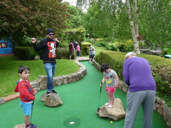 The Living Legend Village: fun for all ages