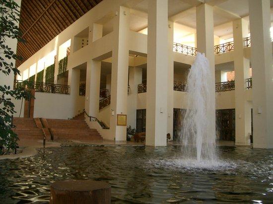 Occidental at Xcaret Destination : main lobby