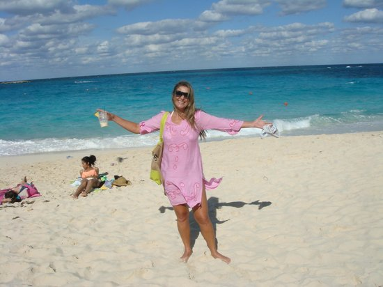Atlantis, Beach Tower, Autograph Collection: A praia é lindíssima.