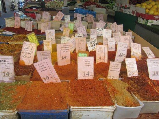 The King David : The great Jerusalem market