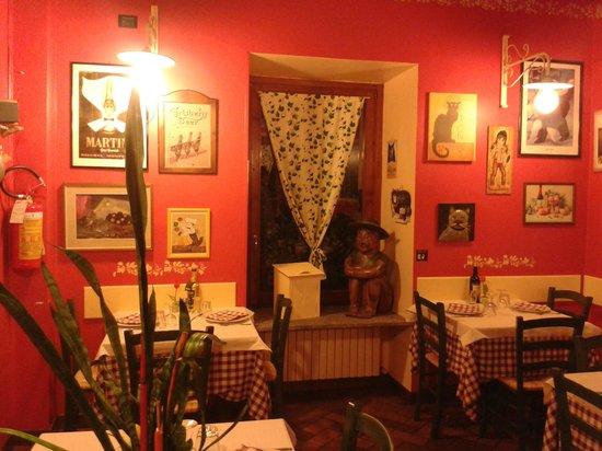 Fra Pappina : il ristorante