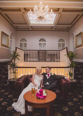 Tregenna Castle Resort : Our wedding at tregenna