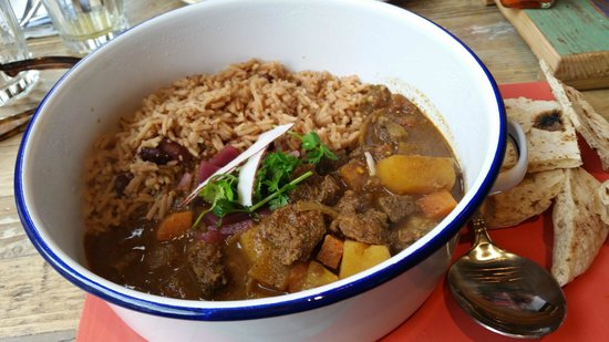 how to cook caribbean curry goat