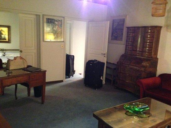 Hotel La Fenice Et Des Artistes : Sala