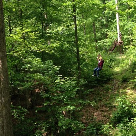 Explore Brown County at Valley Branch Retreat: WOW  !